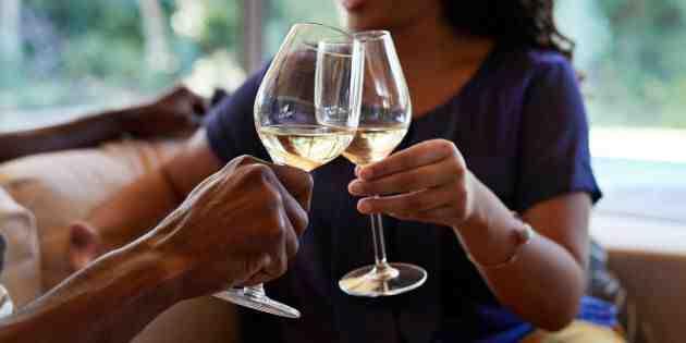 Il est temps de boire du vin?