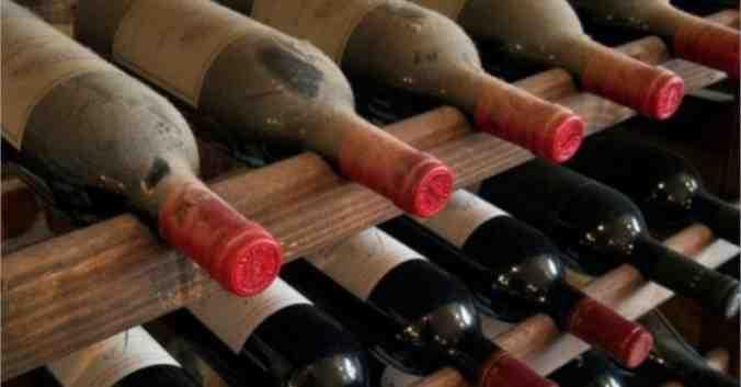 Où pouvez-vous conserver le vin?