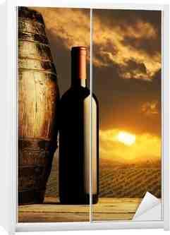 Pourquoi conserver les bouteilles de vin Couchees?