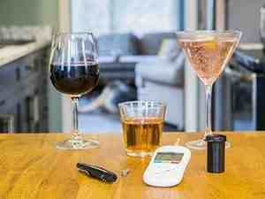Quel alcool buvez-vous lorsque vous êtes diabétique?