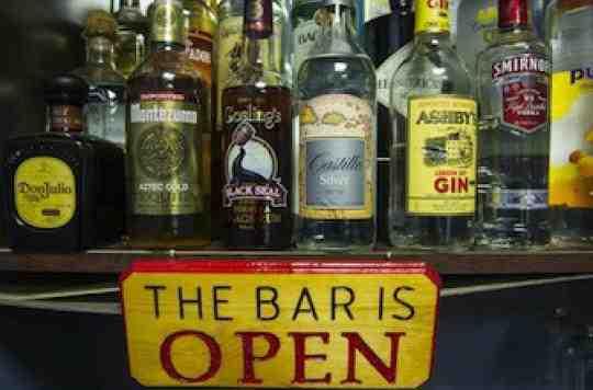 Quel alcool est le moins nocif pour le foie ?