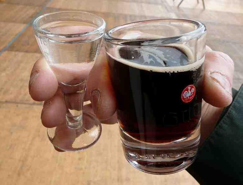 Quel alcool est le moins nocif pour le foie?