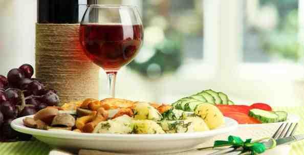 Quel genre de vin pour un repas complet?