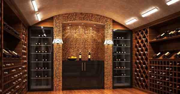 Quel sol dans une cave à vin?