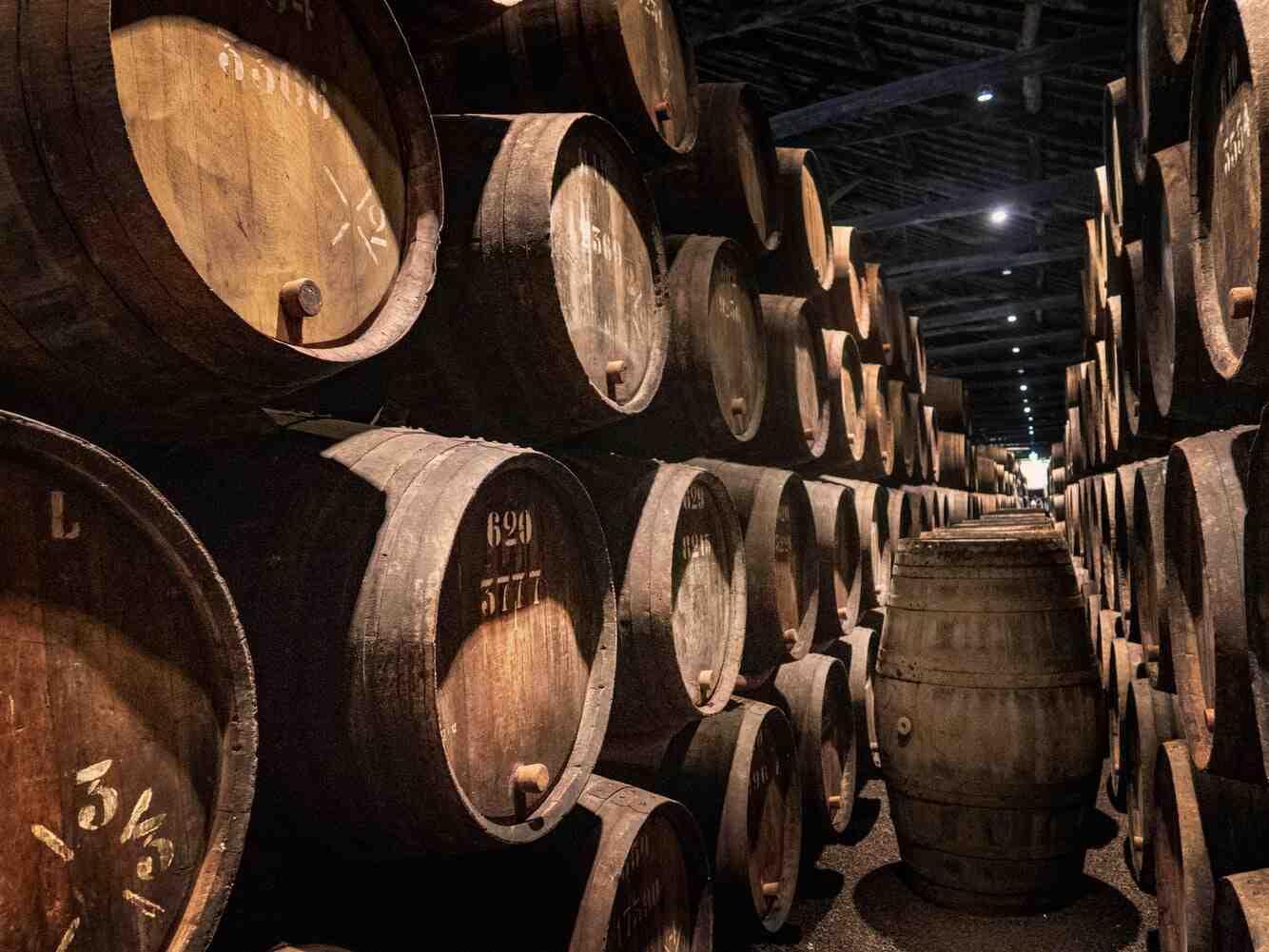 Comment le vin est-il conservé dans une cave à vin?