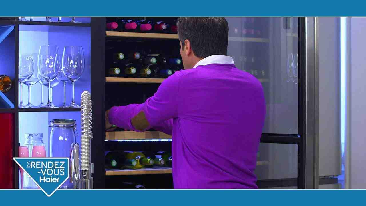 Comment réguler la température de la cave à vin?
