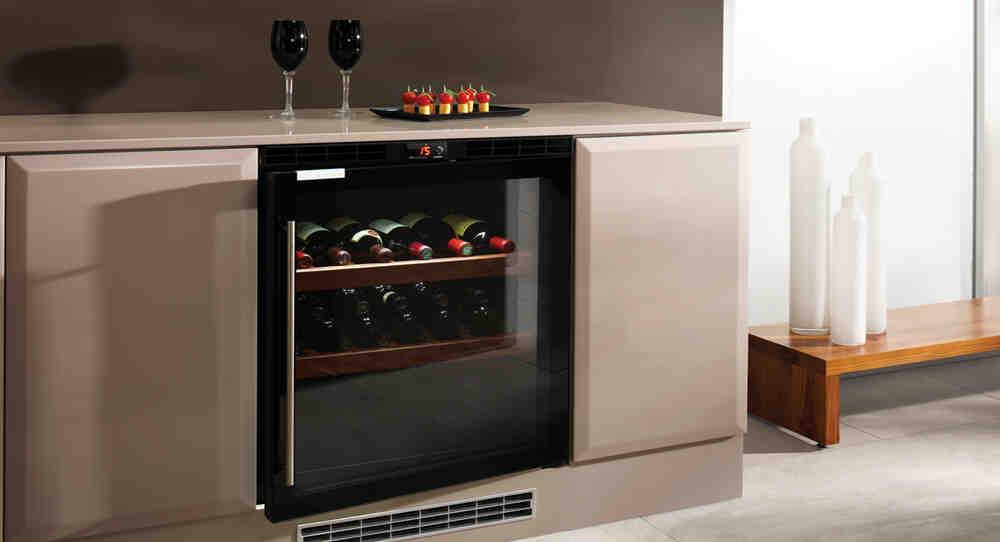 Où mettre le vin blanc dans une cave à vin?