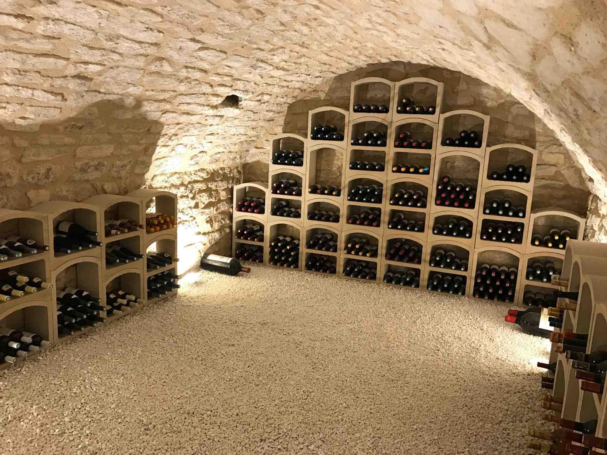 Quel type de vin pouvez-vous conserver pendant 20 ans?