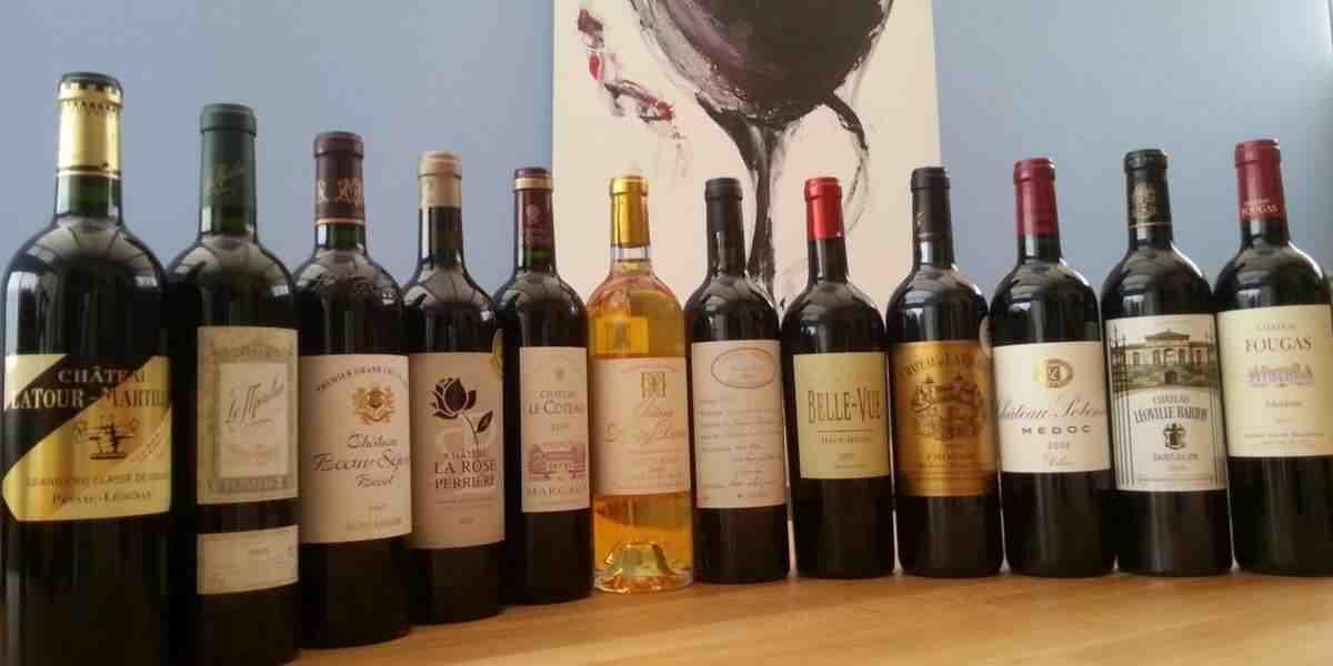 Quel vin est proposé aux hommes?