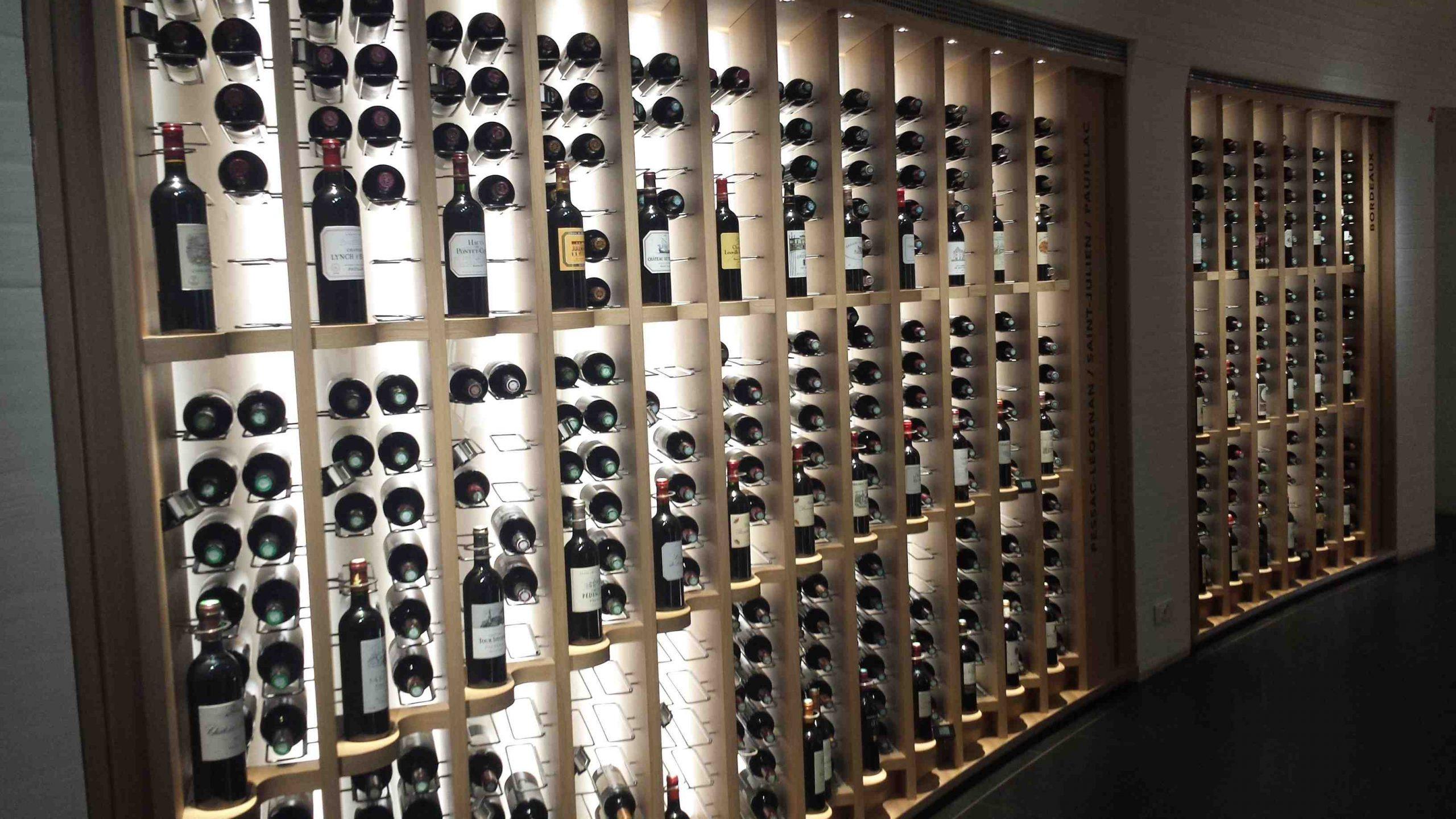 Quel vin mettre dans une cave à vin?