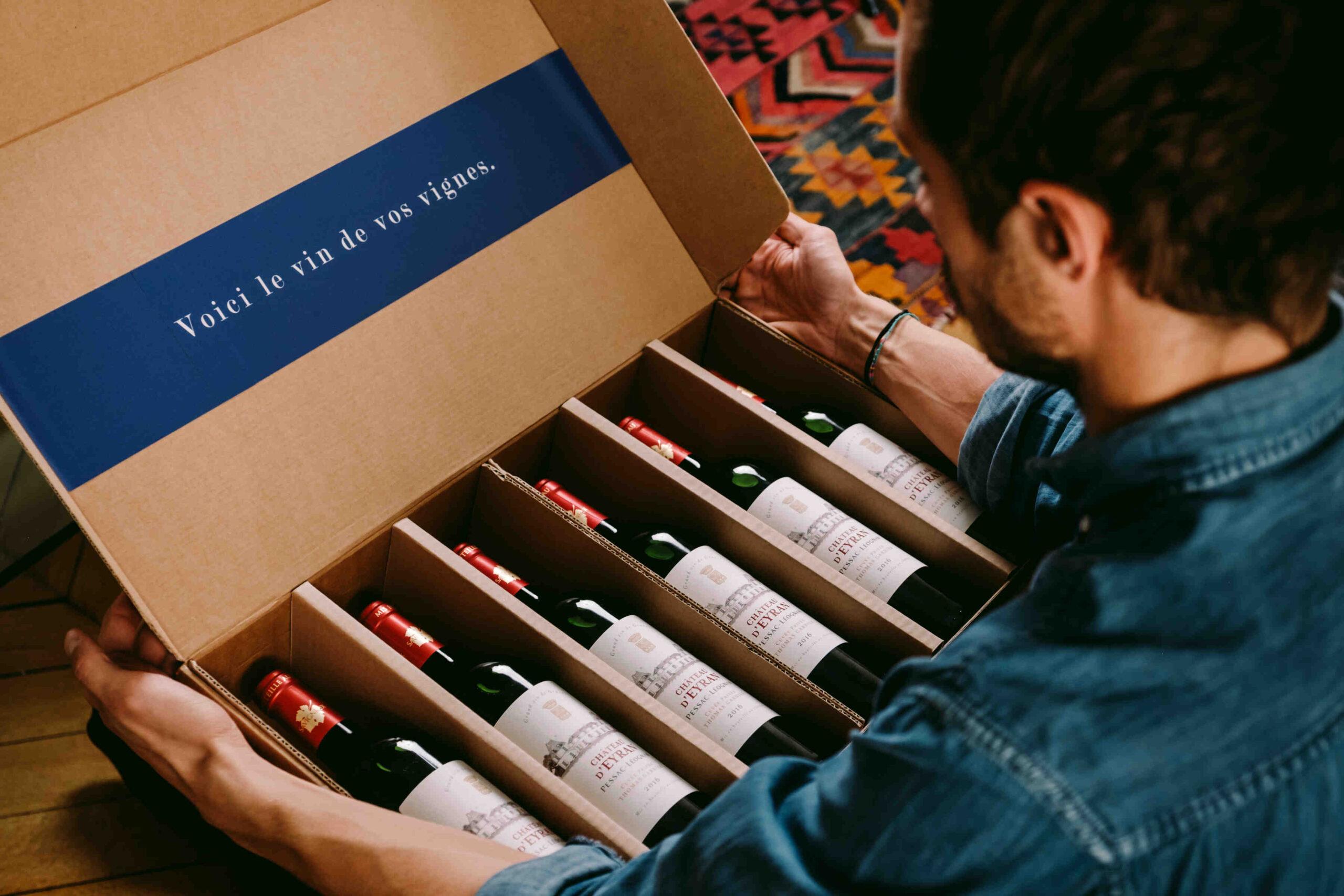 Quel vin offrez-vous lorsque vous êtes invité?