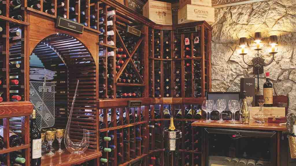Quel vin pouvez-vous choisir pour l'alcool au bar?