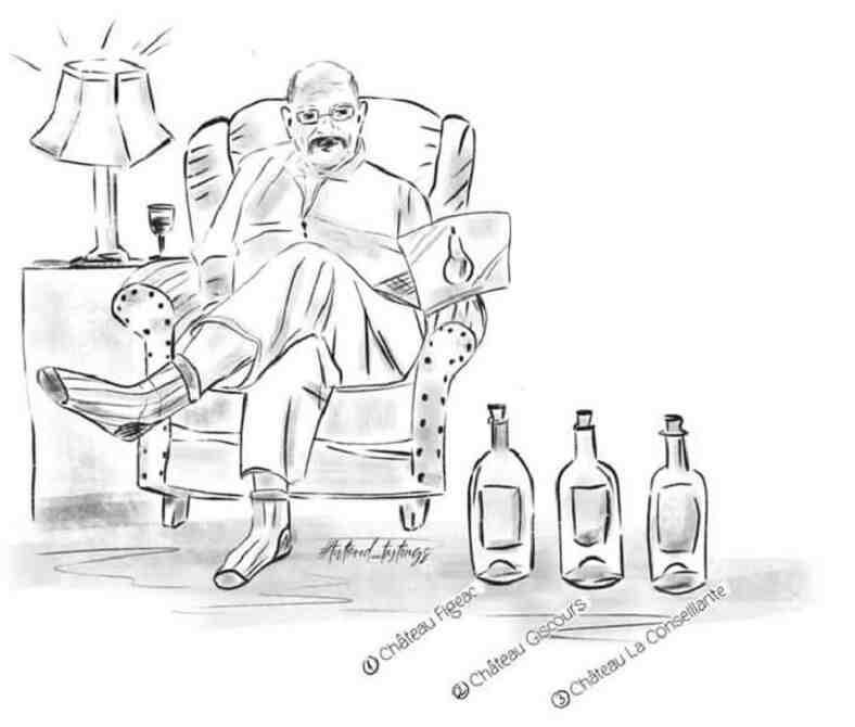 Quel vin propose-t-il pour son anniversaire?