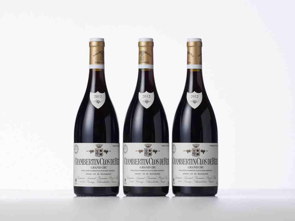 Quelle année était-ce pour la Bourgogne?