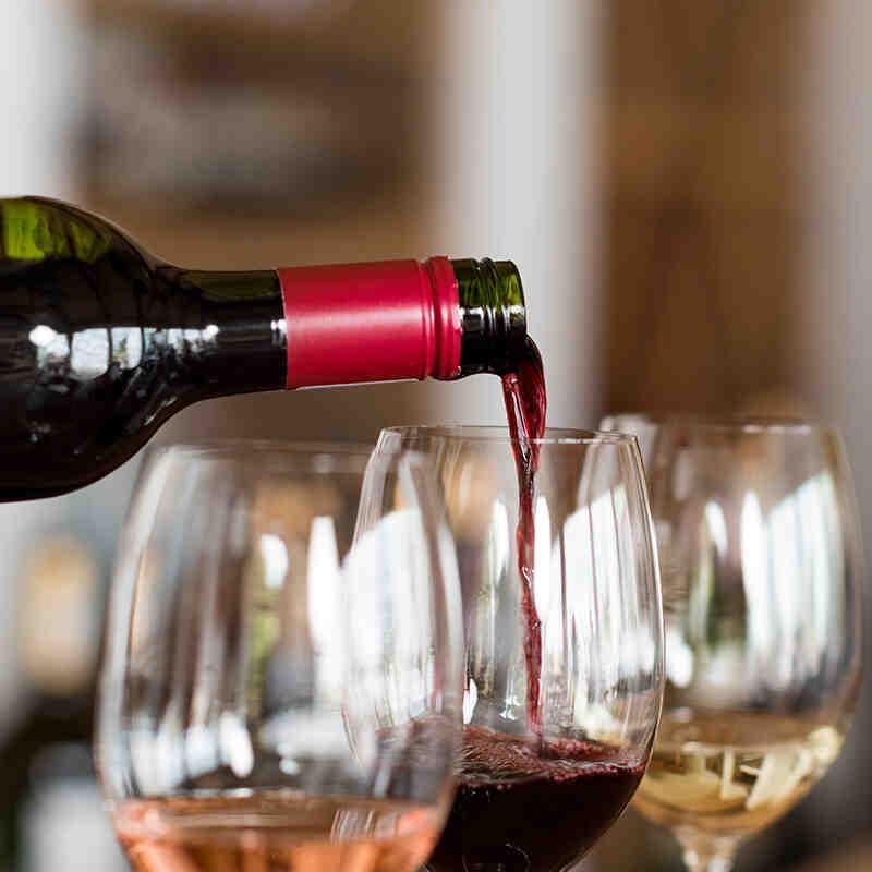 Quelle bonne bouteille de vin offrir?