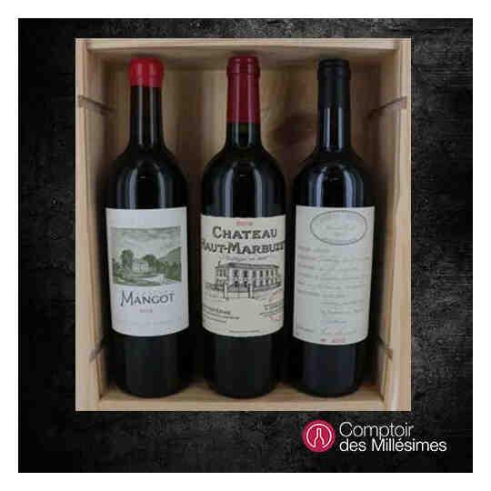 Qu'est-ce qu'un beau vin rouge?