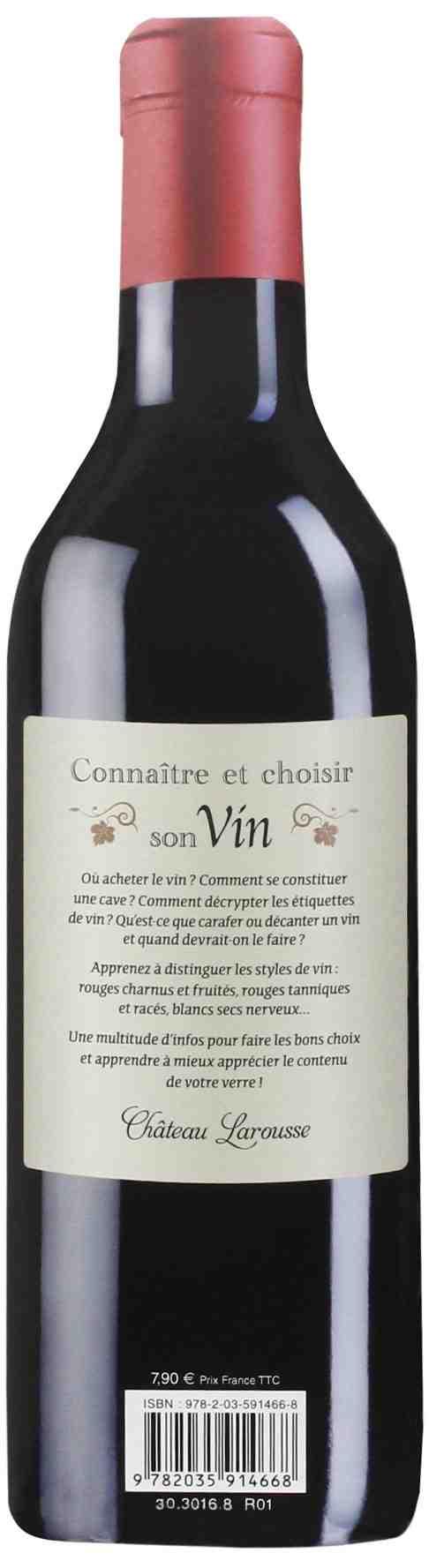 Qu'est-ce qu'un vin rond?
