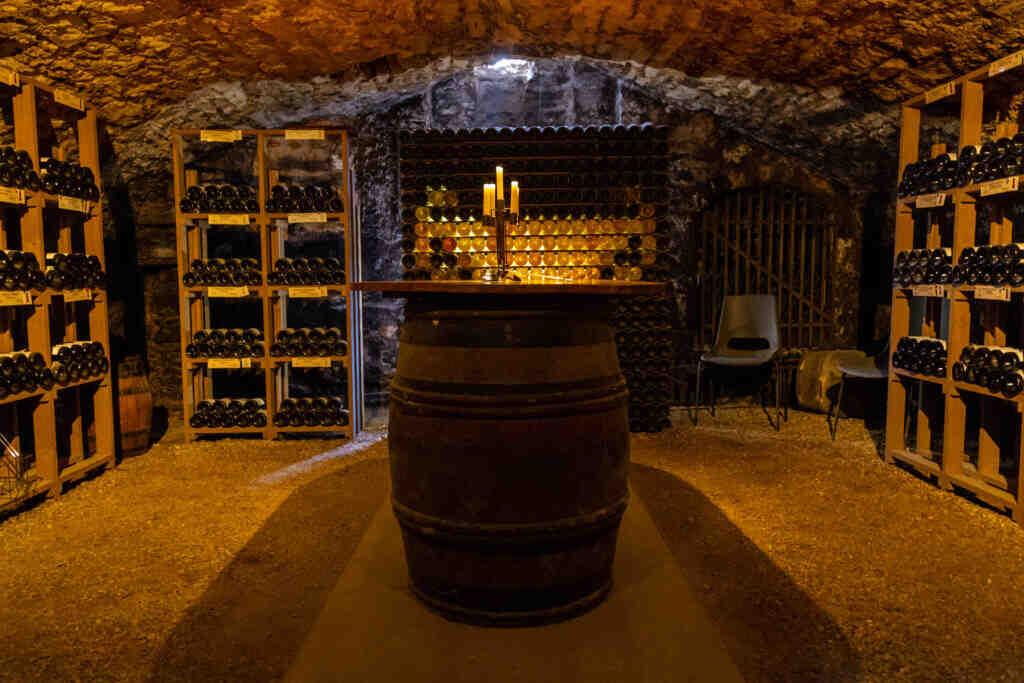 Quelle cave à vin pour la conservation?