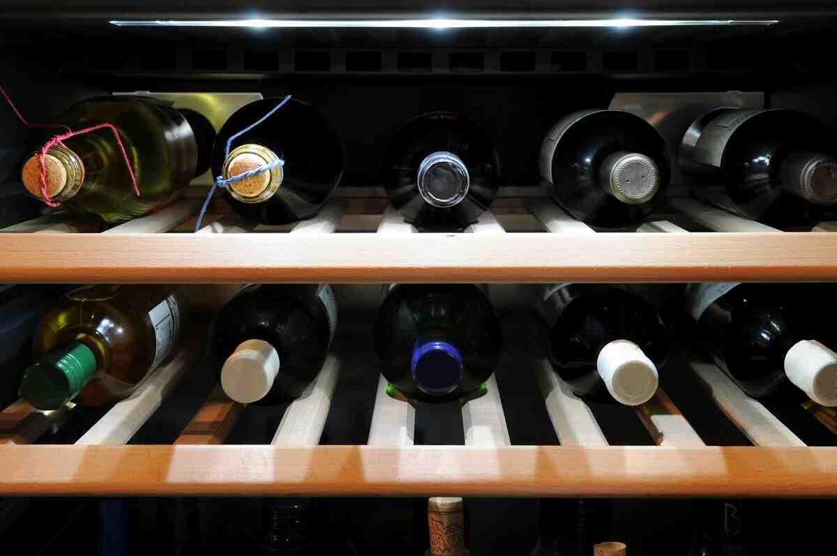 Quelle cave pour stocker le vin?