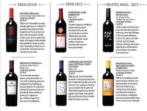 Comment définir un bon vin?