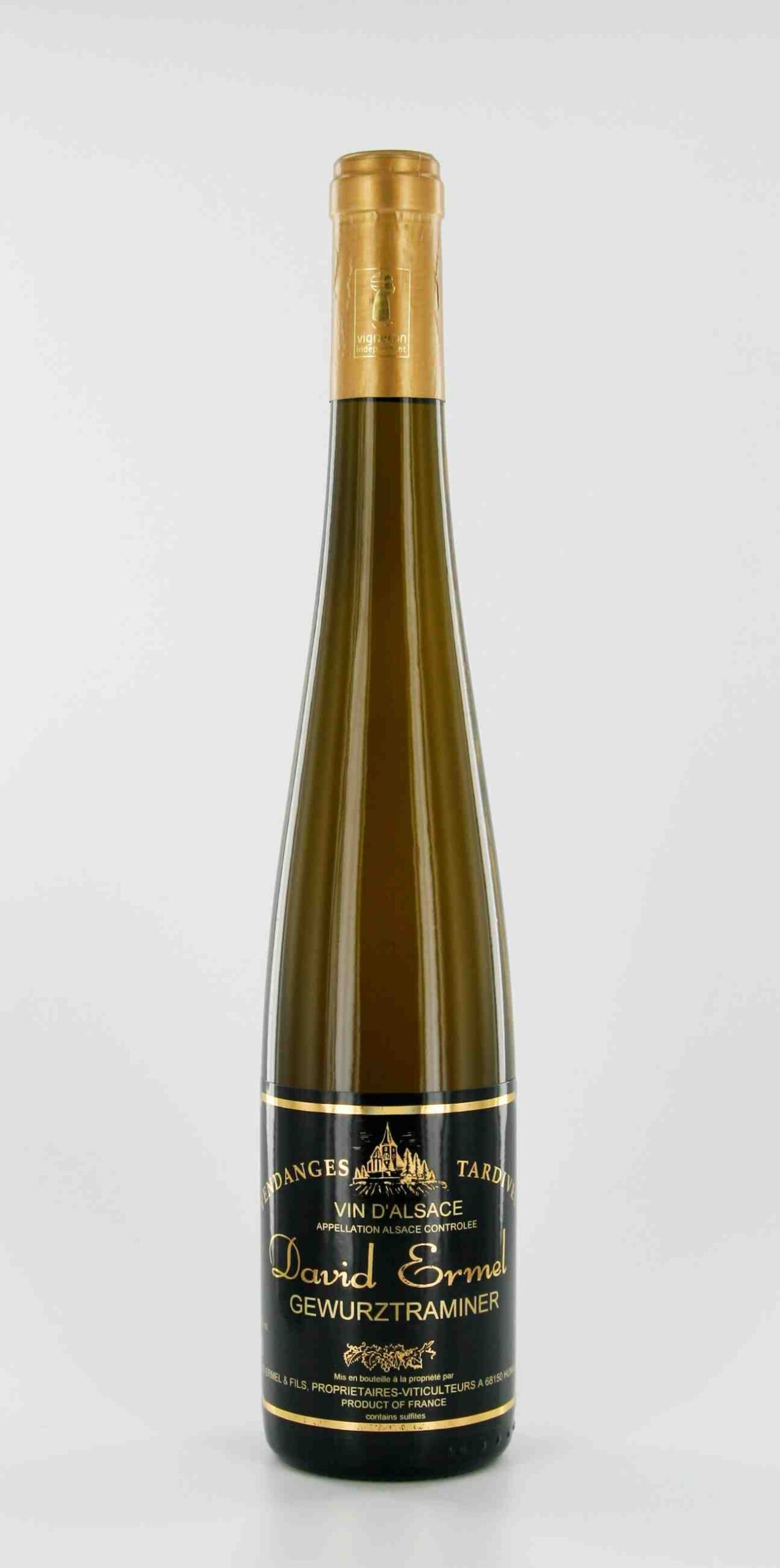 Quel type de vin est le gewurztraminer?