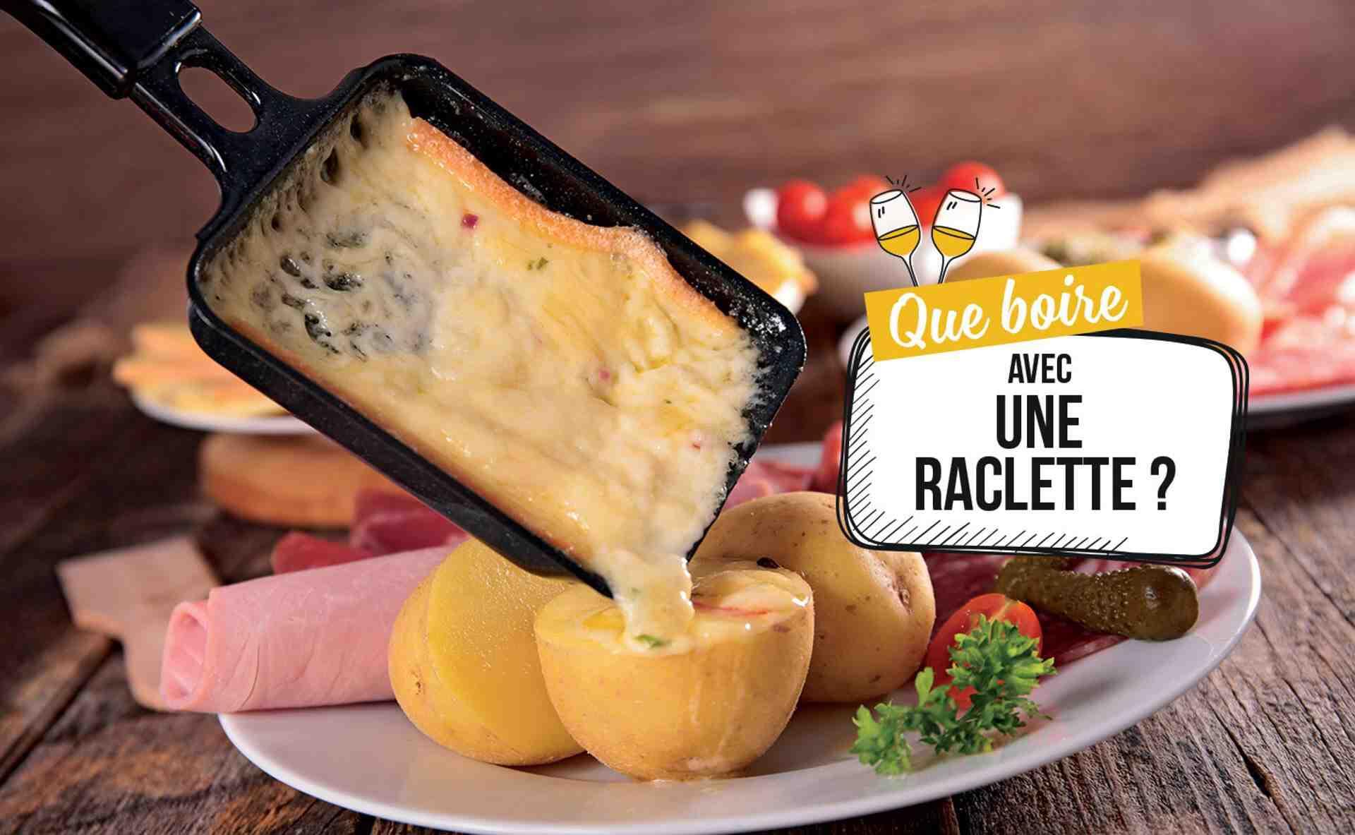 Quel vin d'Alsace avec une raclette?