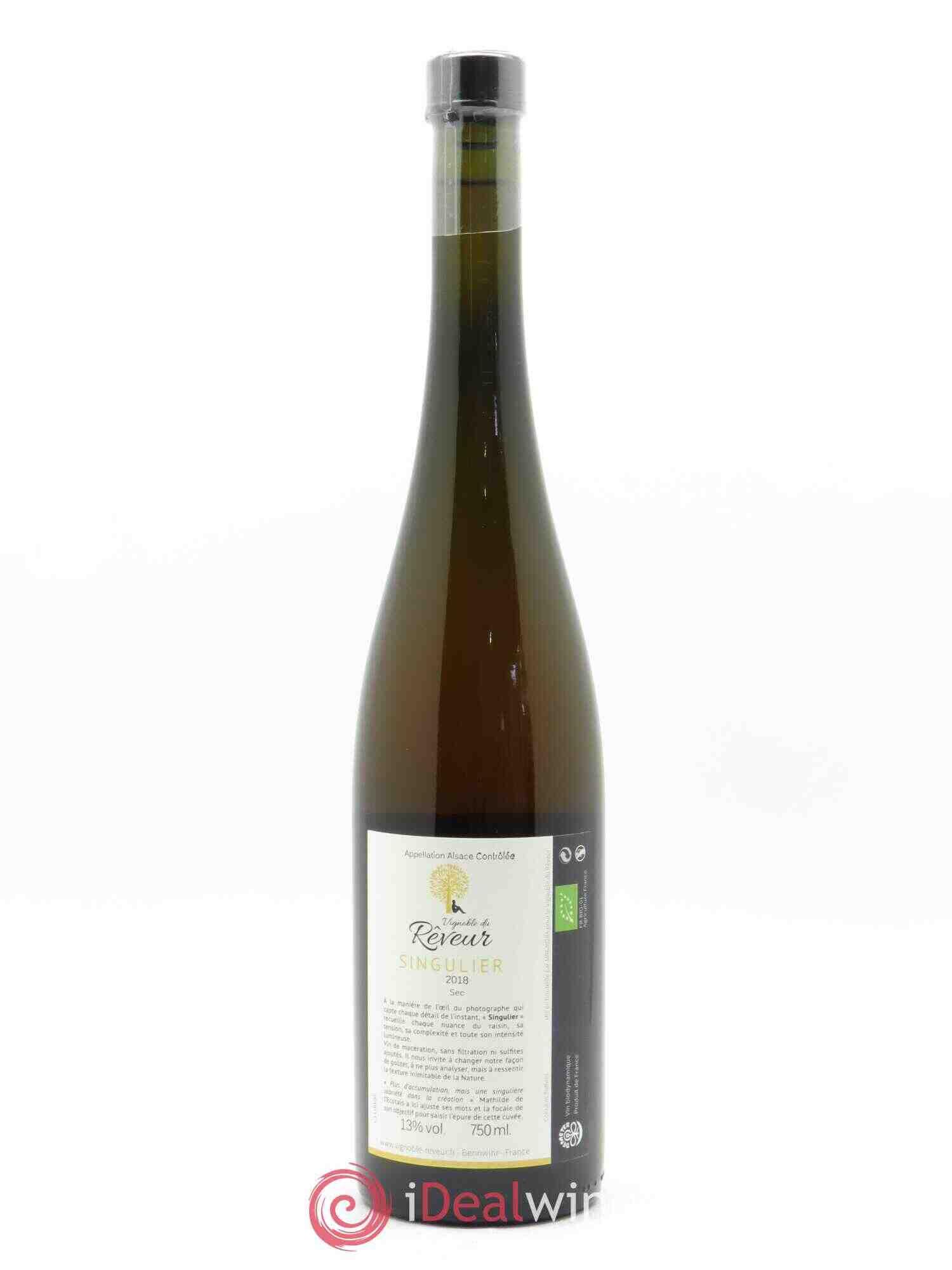 Quels sont les vins blancs secs d'Alsace?