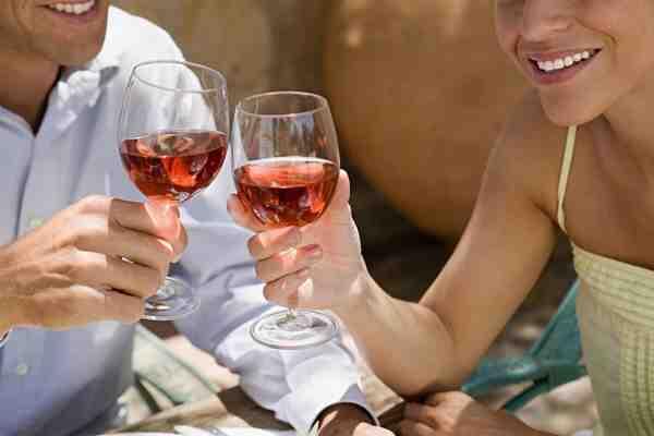 Comment savoir si le rosé est bon ?