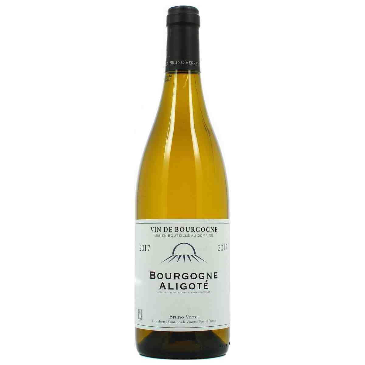 Pourquoi Bourgogne Aligoté ?
