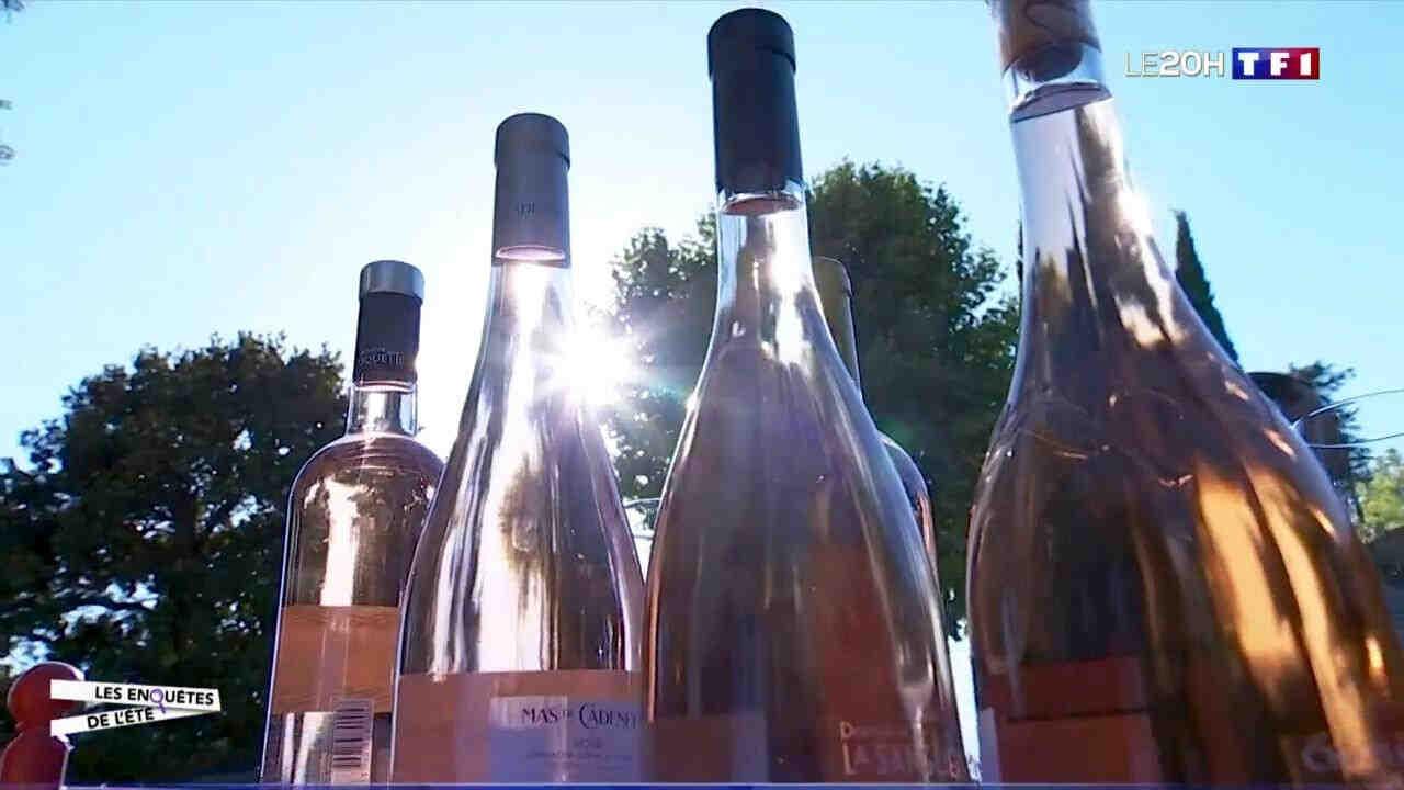 Pourquoi le vin rosé est-il rose ?