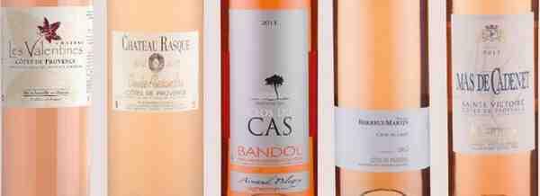 Quel vin rosé choisir ?
