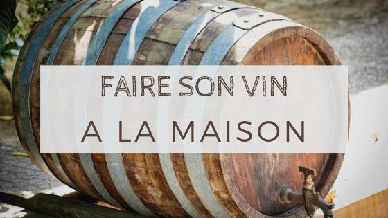 Comment faire du vin à base de fruits ?