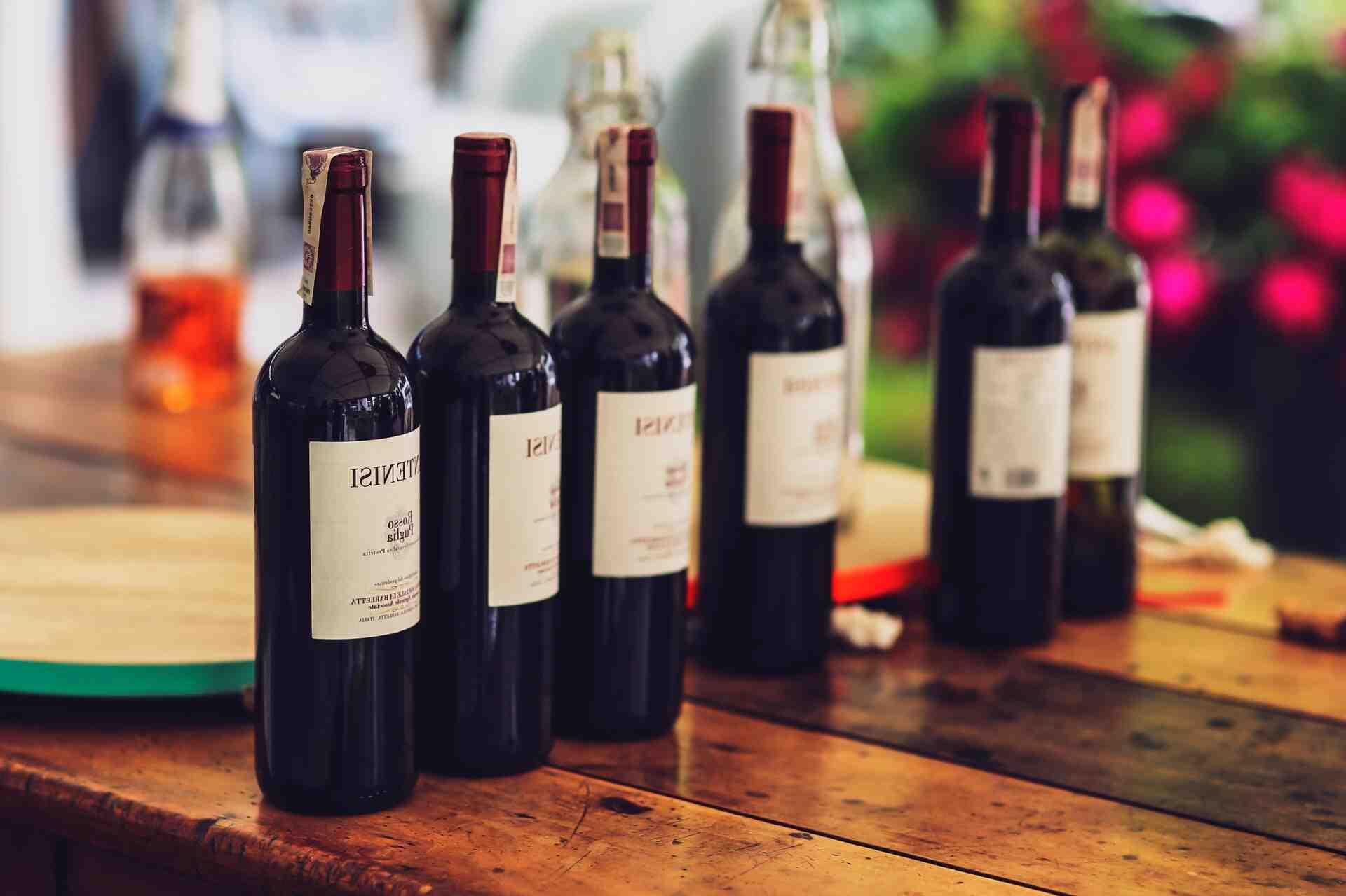 Comment faire du vin rouge ?