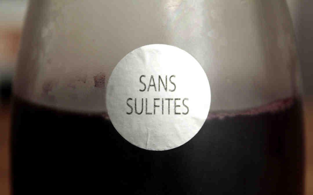Comment faire du vin sans sulfite ?